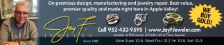 Manufacturing and Jewelry Repair