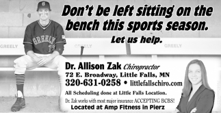 Don't Be Left Sitting On The Bench This Sports Season. Let Us Help