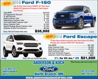 Anderson & Koch Ford