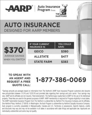 Äuto Insurance Designed for AARP Members