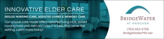 Innovative Elder Care