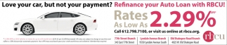 Rates as Low as 2.29%