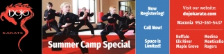 Summer Camp Special!