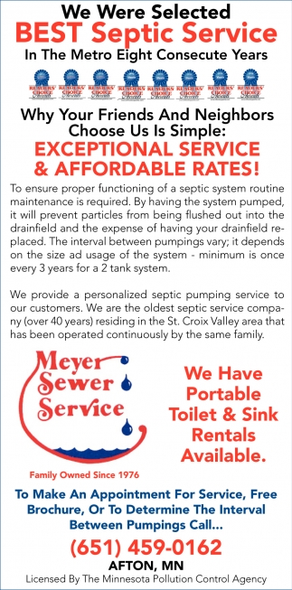 Best Septic Service