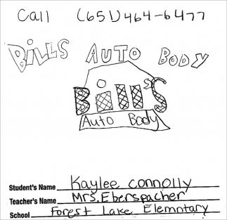 Bill's Auto Body