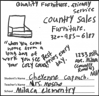 Quality Furniture, Friendly Service