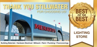 Thank You Stillwater!