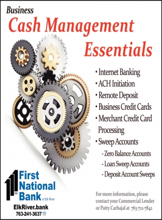 Cash Management Essentials