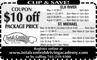 Clip & Save