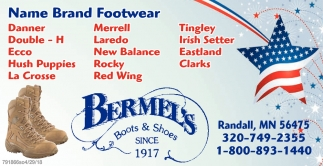 Boots & Shoes Since 1917