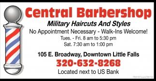 Central Barbershop