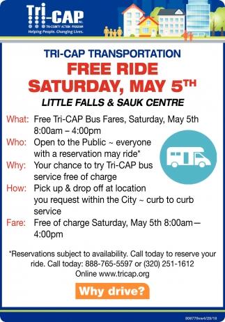 Tri-Cap Transportation