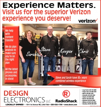 Visit us for for the Superior Verizon Experience you Deserve!