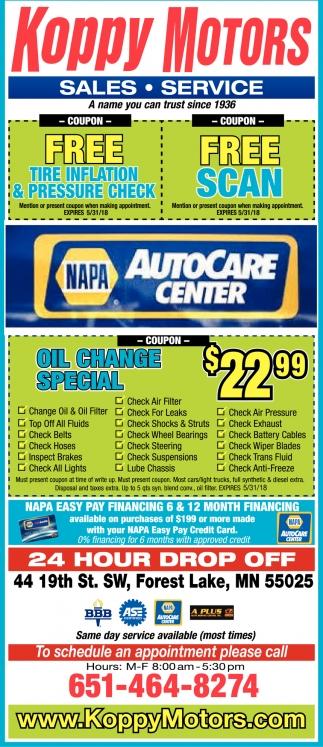 Koppy Motors Sales & Service
