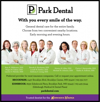 Park Dental Bloomington