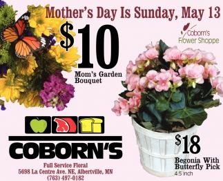 Mom's Garden Bouquet