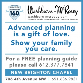 Washburn-McReavy - New Brighton Chapel