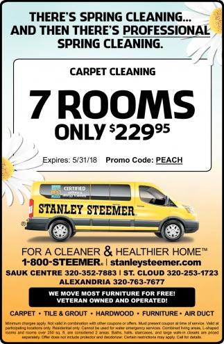 Foir a Cleaner & Healthier Home