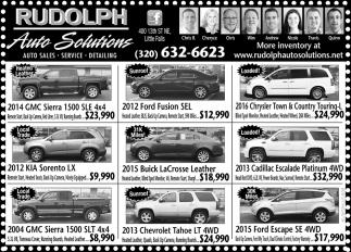 Auto Sales - Service - Detailings