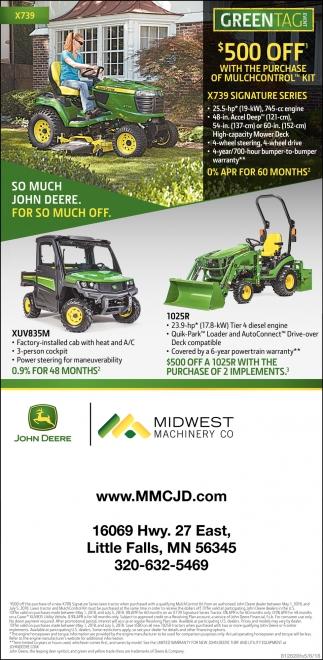 Midwest Machinery Company