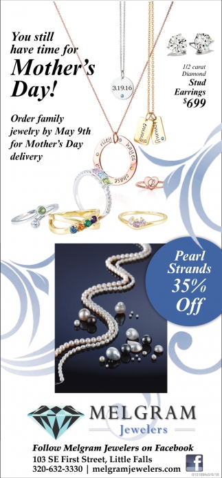 You Still Have Time for Mother's Day!