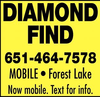 DIAMOND FIND
