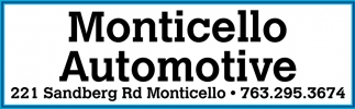 Monticello Automotive