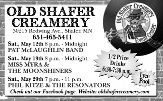 Old Shafer Creamery