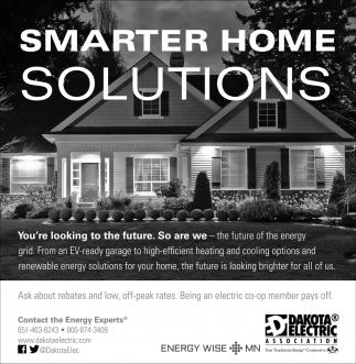 Smarter Home Technologies