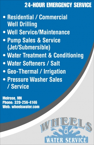 Residential & Commercial Well Drilling