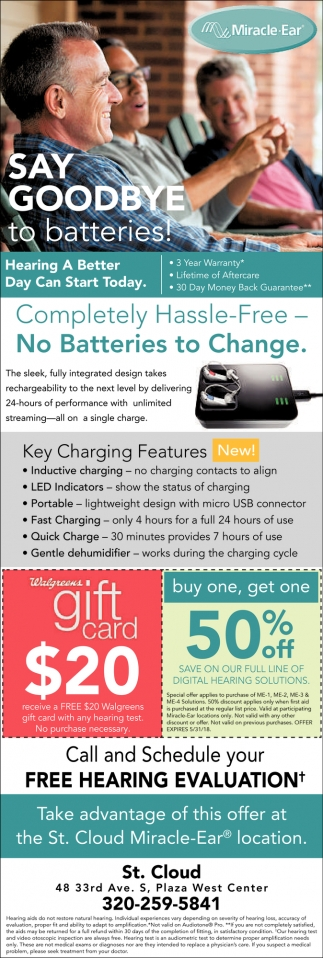 Say Goodbye to Batteries!