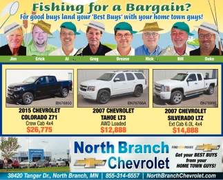 Fishing for a Bargain?
