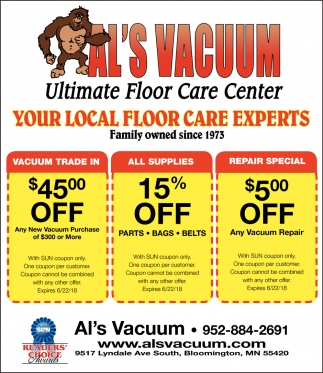 Your Local Floor Care Experts
