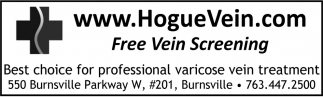 Best Choice for Professional VAricose Vein Treatment