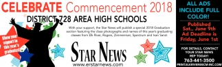 Celebrate Commencement 2018