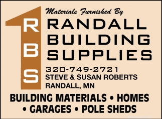 Randall Building Supplies