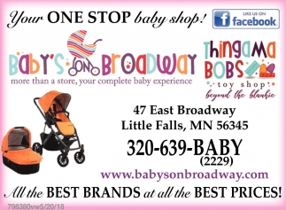 Baby's On Broadway