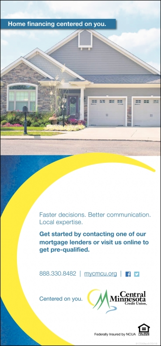 Home Financing Centered on You