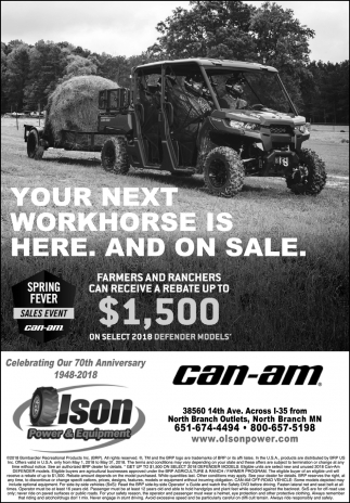 Your Next Workhorse is Here and on Sale