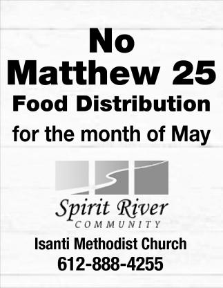 No Matthew 25