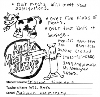 Anoka Meat And Sausages