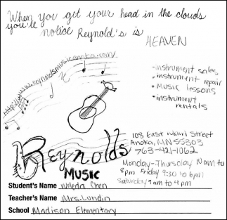 Reynolds Music