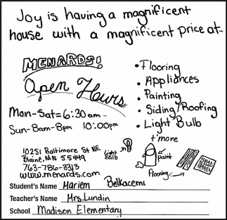 Joy is Having a Magnificent house with