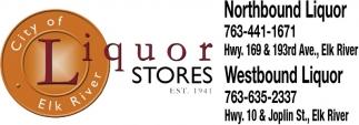 City of Elk River Liquor Stores