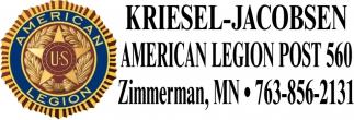 Zimmerman American Legion