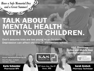 Talk About Mental Health with Your Children