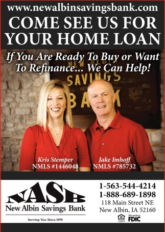 If You are Ready to Buy or Want to Refinance, We Can Help!