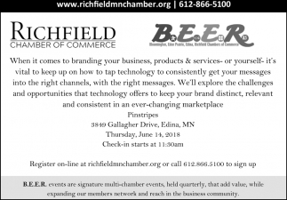 Richfield Chamber Of Commerce