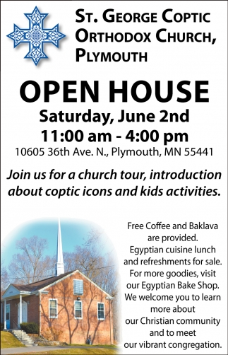 Join Us For a Church Tour