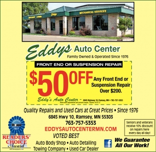 Quality Repairs And Used Cars At Great Prices